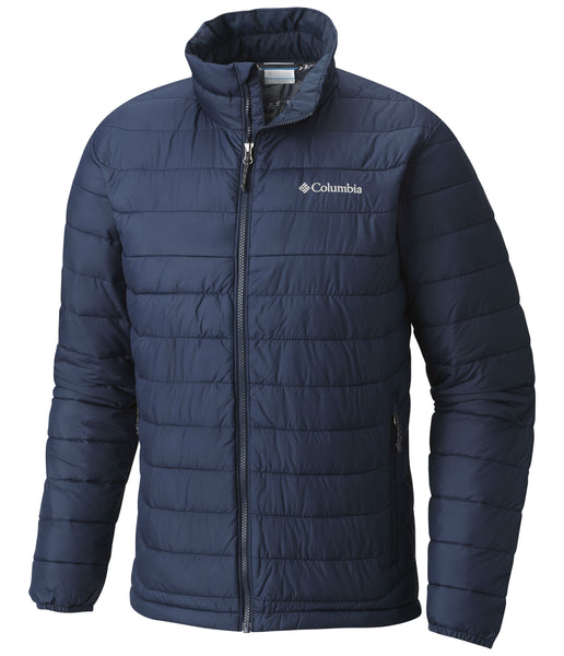 MEN'S POWDER LITE JACKET - COLLEGIATE NAVY