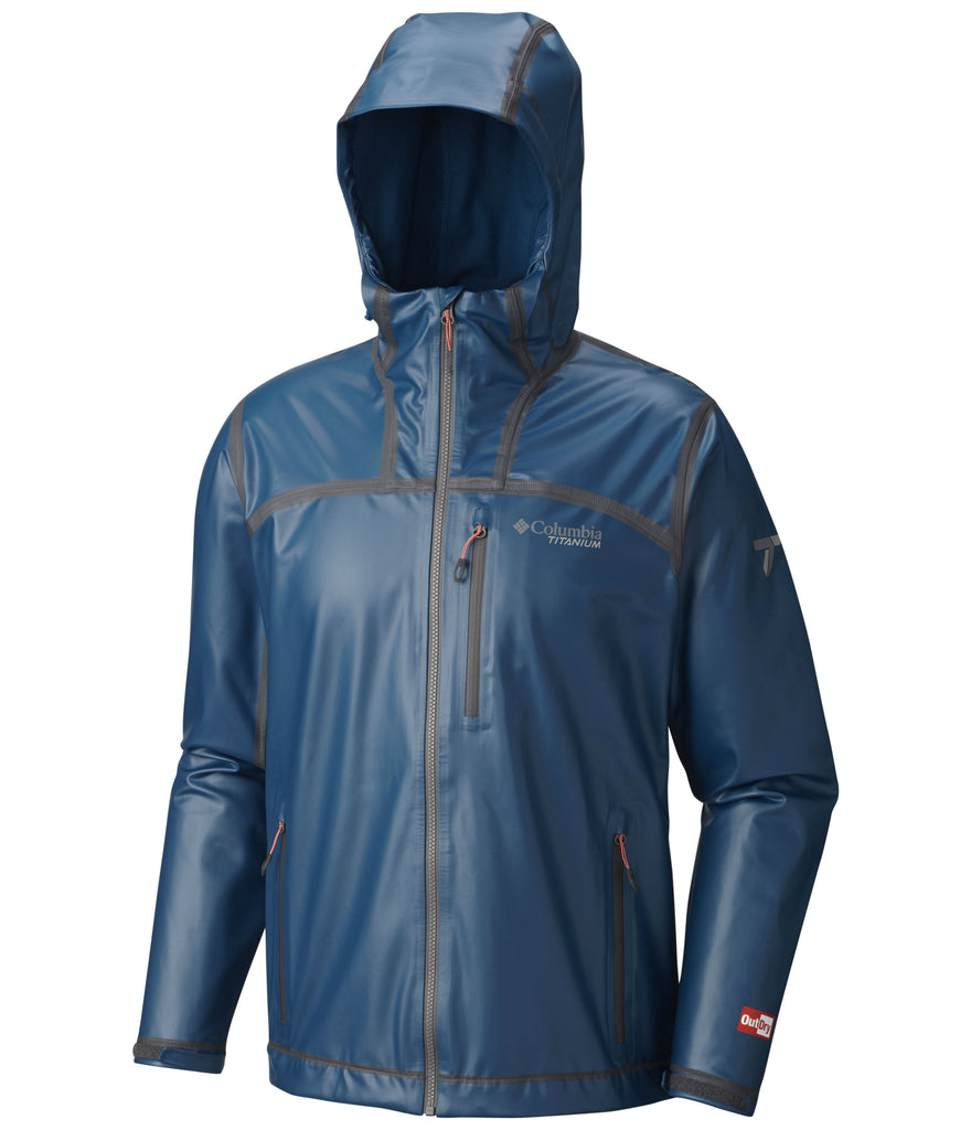 OUTDRY EX STRETCH HOODED SHELL