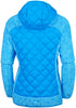 WOMEN'S TECHY HYBRID FLEECE