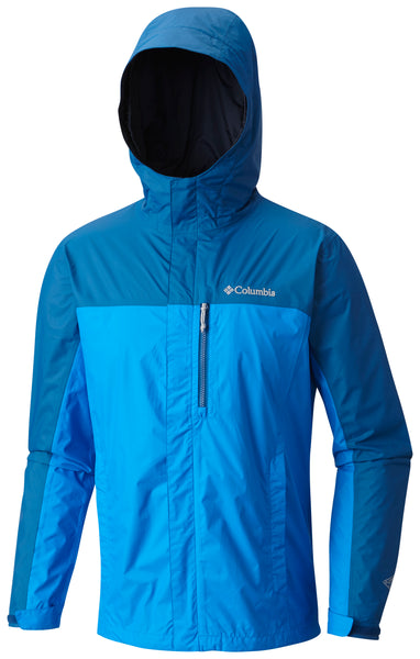 MEN S POURING ADVENTURE II JACKET - HYPER BLUE – Wild Side Sports ac31b4babe