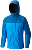 MEN'S POURING ADVENTURE II JACKET - HYPER BLUE