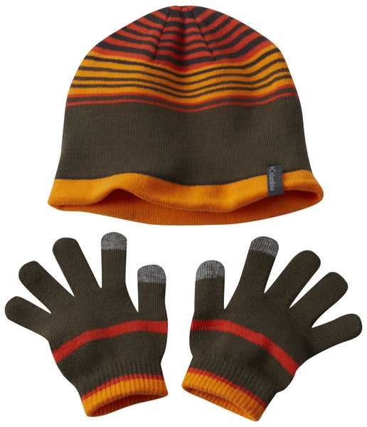 YOUTH HAT AND GLOVE SET