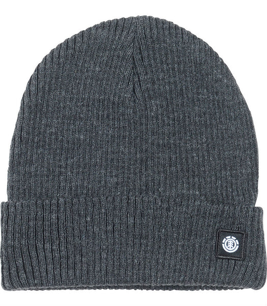 FLOW II BEANIE - CHARCOAL HEATHER