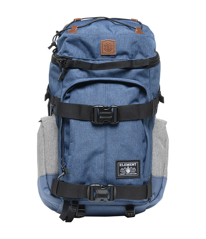 THE EXPLORER BACKPACK - ECLIPSE HEATHER