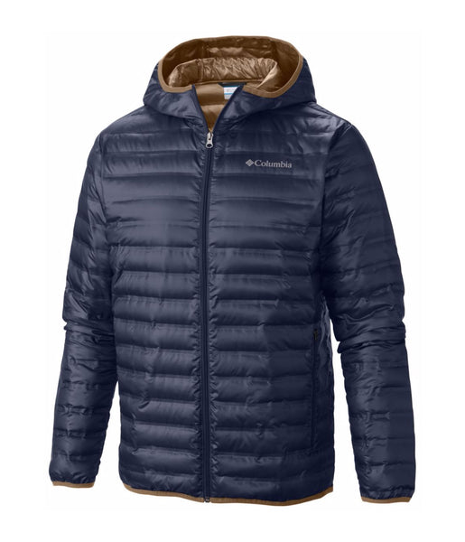 MEN'S FLASH FORWARD DOWN HOODED JACKET