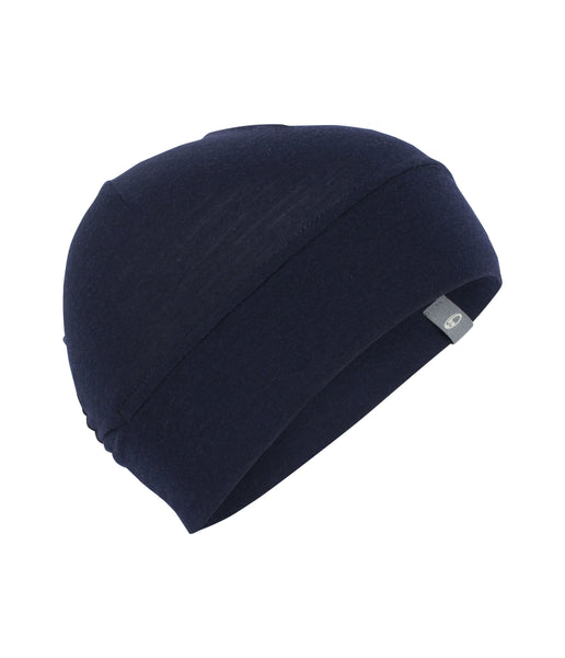 CHASE PONYTAIL BEANIE - MIDNIGHT NAVY