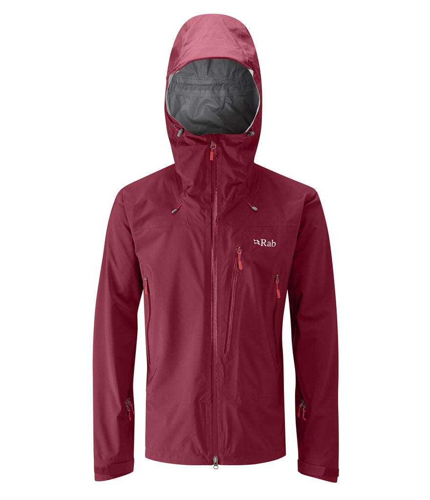 MEN'S FIREWALL JACKET - ROCOCCO