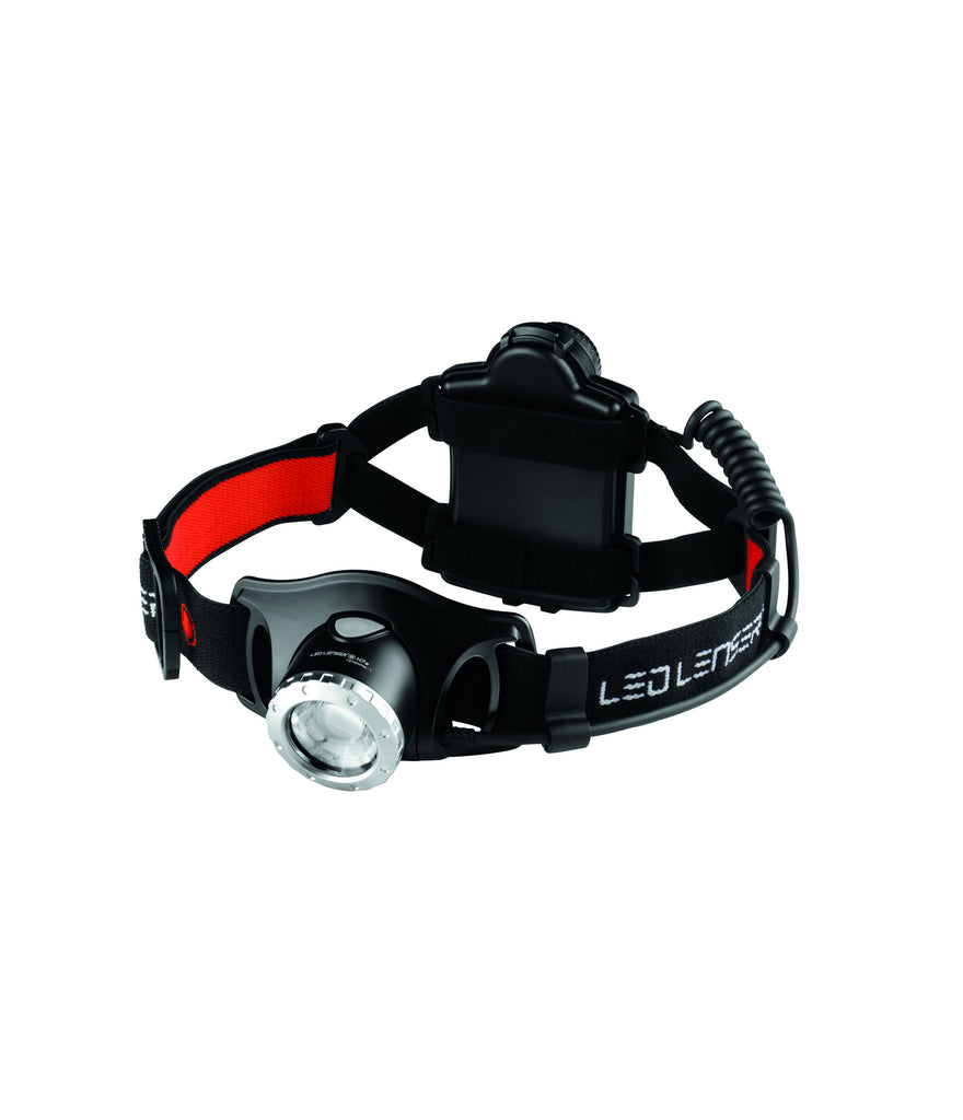 LED LENSER H7R.2 RECHARGEABLE HEADTORCH - 300 LUMENS
