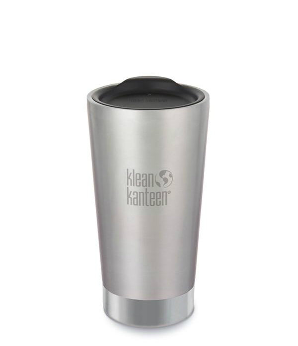 TUMBLERS - VACUUM INSULATED - 473ML - BRUSHED STAINLESS STEEL