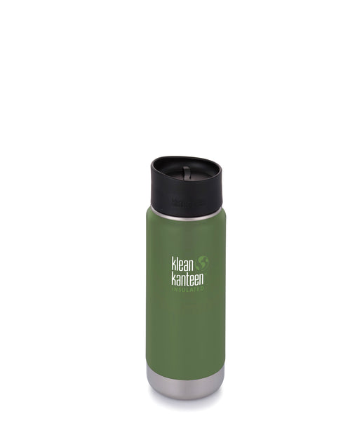 VACUUM INSULATED COFFEE CUP - 473ML - VINEYARD GREEN