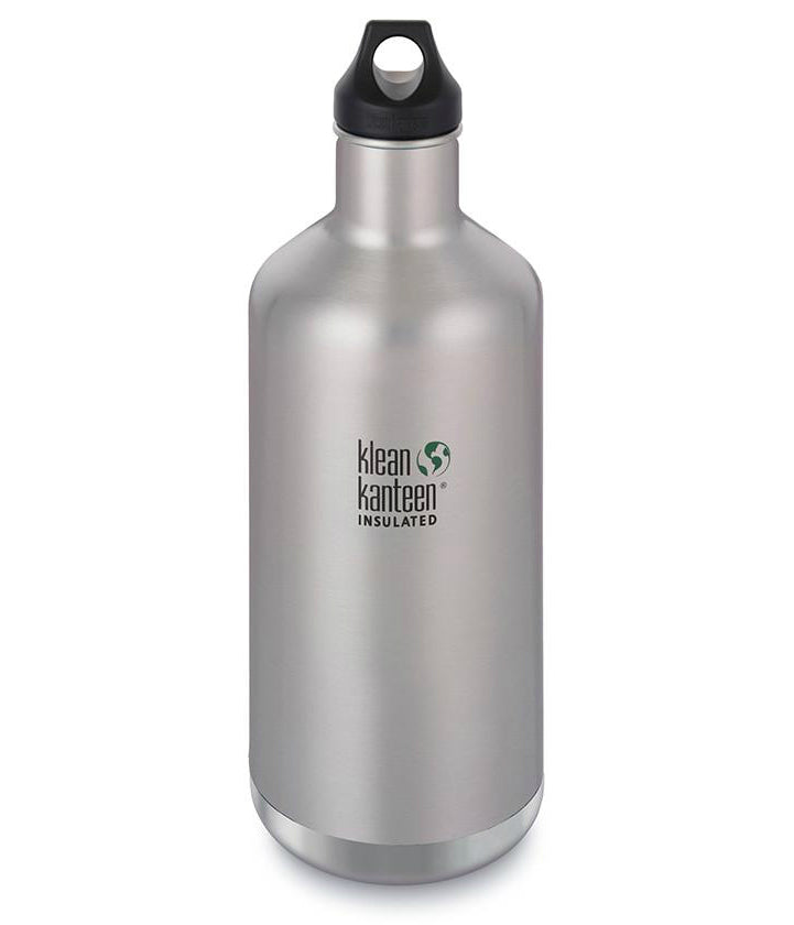 CLASSIC BOTTLES - VACUUM INSULATED - 1900ML - BRUSHED STAINLESS STEEL