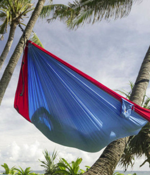 KINGSIZE HAMMOCK II WITH FREE HANGING KIT WORTH €12