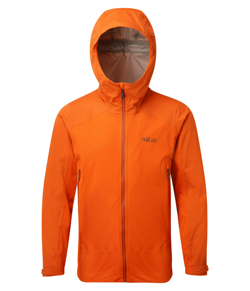 KINETIC ALPINE JACKET - FIRECRACKER