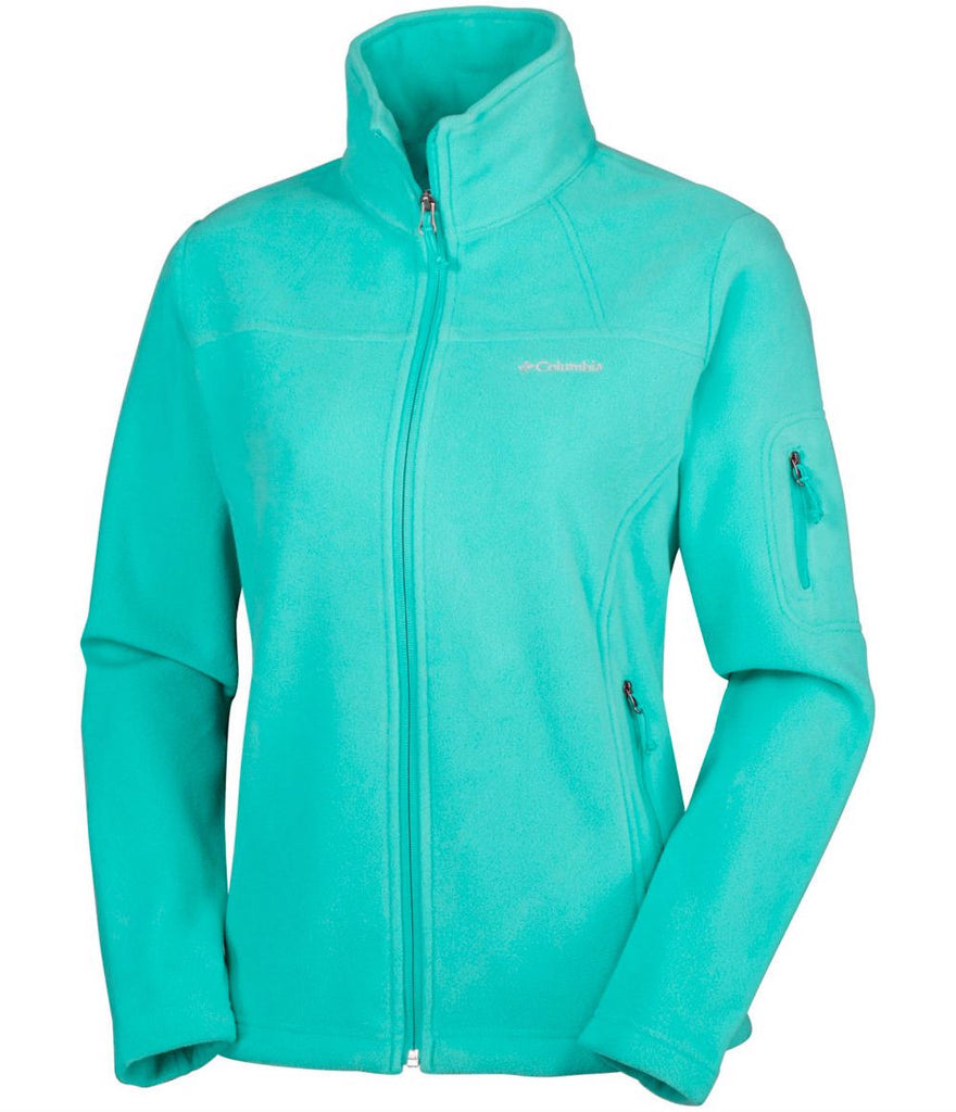 WOMEN'S FAST TREK II FZ FLEECE