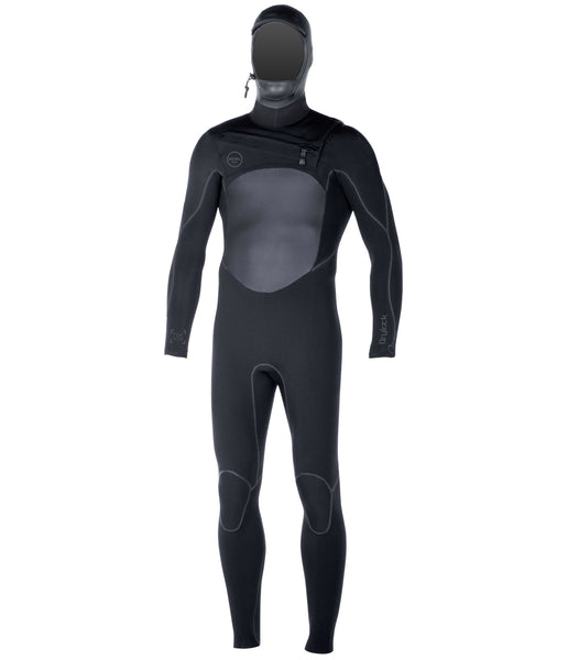 MEN'S 5/4/3MM DRYLOCK X2 TDC HOODED FULLSUIT - NEW 2016/17 - ST, MT AND L ONLY!