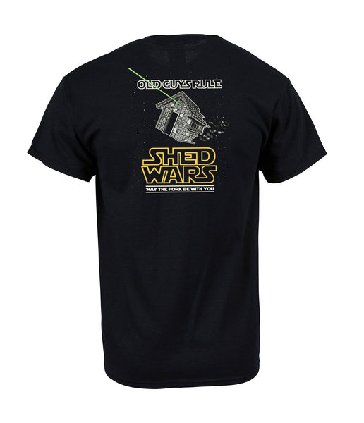 SHED WARS T-SHIRT