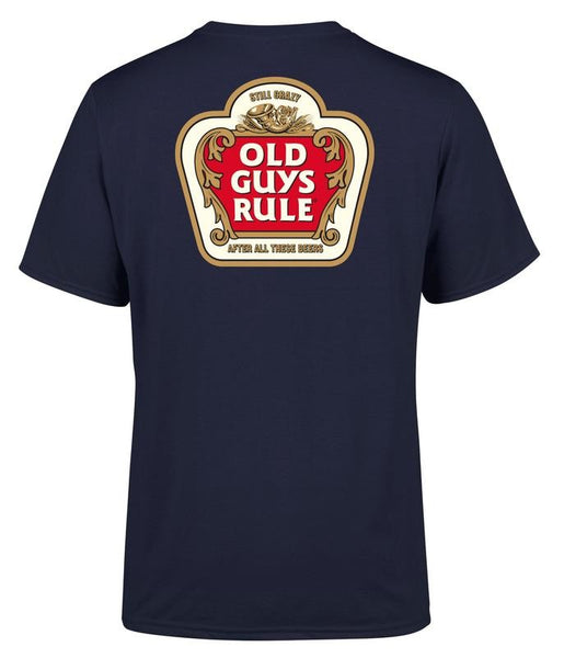 STELLA CRAZY T-SHIRT - NAVY