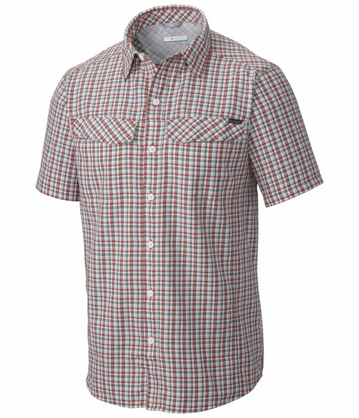 SILVER RIDGE MULTI PLAID S/S SHIRT