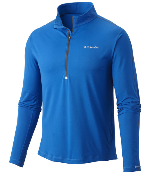 TRAIL FLASH HALF ZIP TOP
