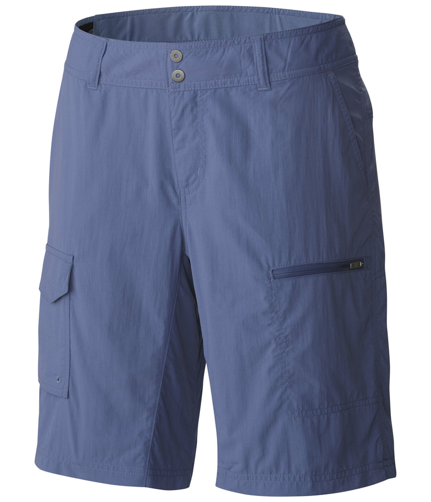 WOMEN'S SILVER RIDGE CARGO SHORT 12