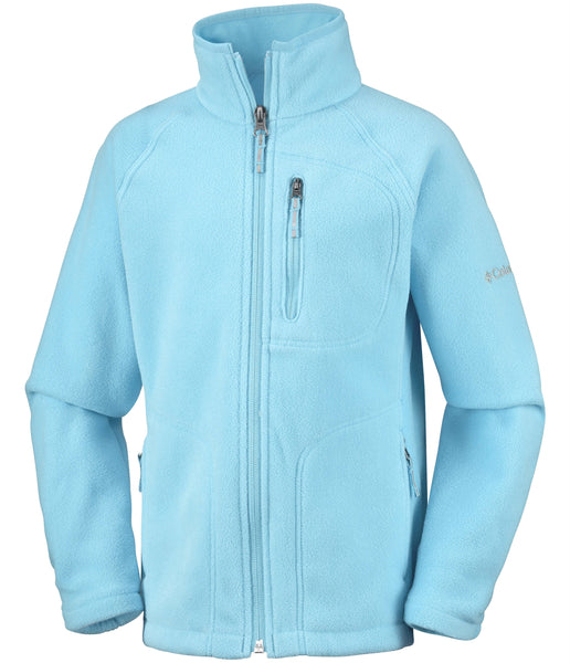 KID'S FAST TREK II FULL ZIP FLEECE - MIAMI
