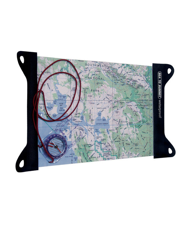 TPU GUIDE MAP CASE LARGE