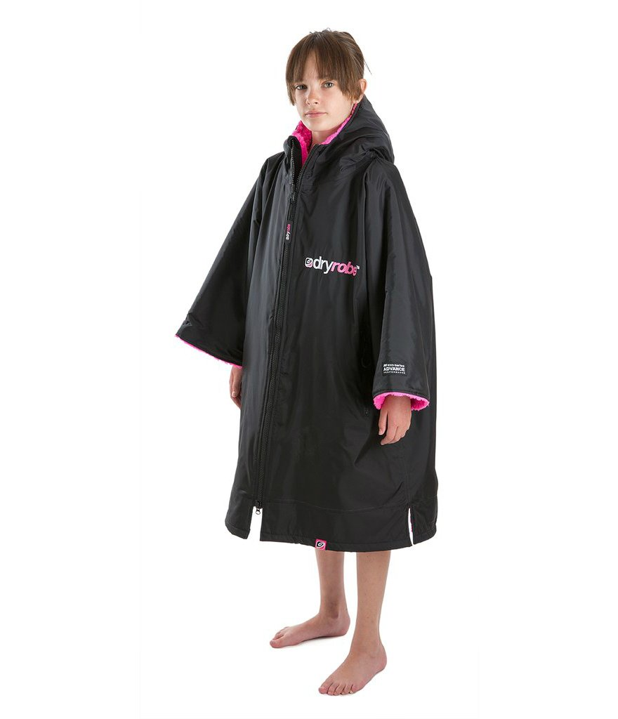 DRYROBE ADVANCE SHORT SLEEVE - SMALL ADULT/FEMALE SIZE