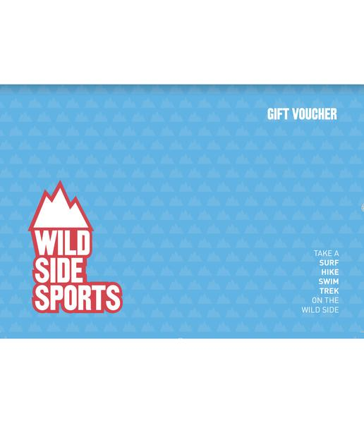Wild Side Sports Online Gift Card