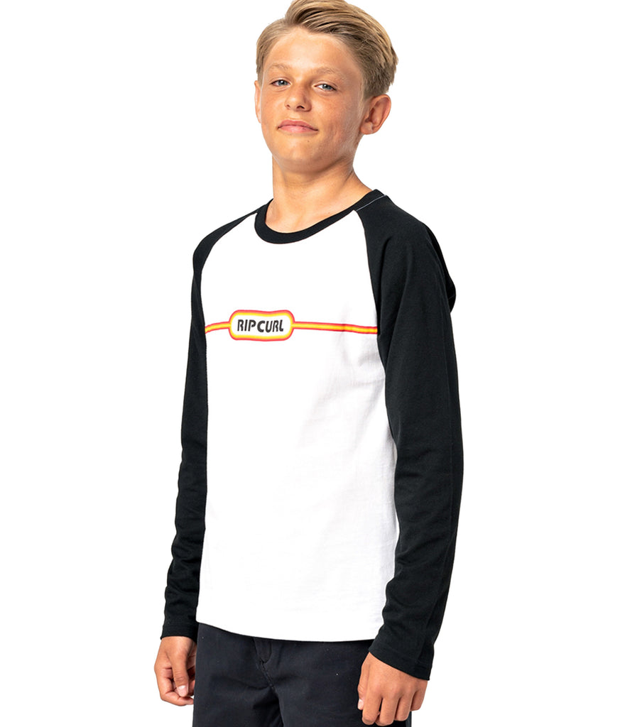 LS SURF REVIAL TEE (AGES 8 & 10)