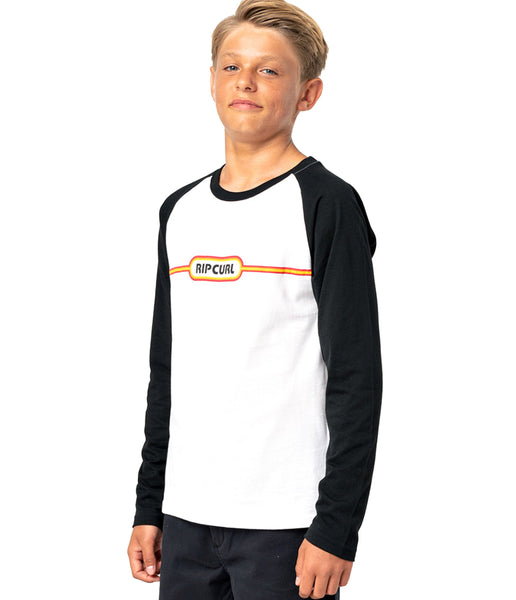 LS SURF REVIAL TEE (AGES 12, 14 & 16)