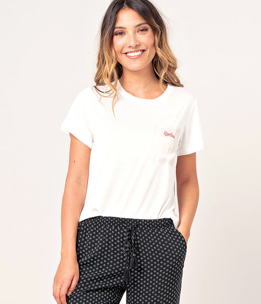 PRETTY POCKET TEE