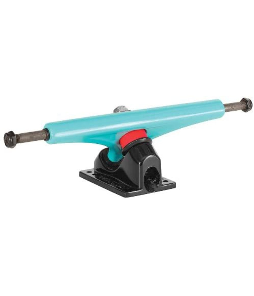 Road Rider Truck 180mm Hollow 45 degree Teal/Black 180 MM