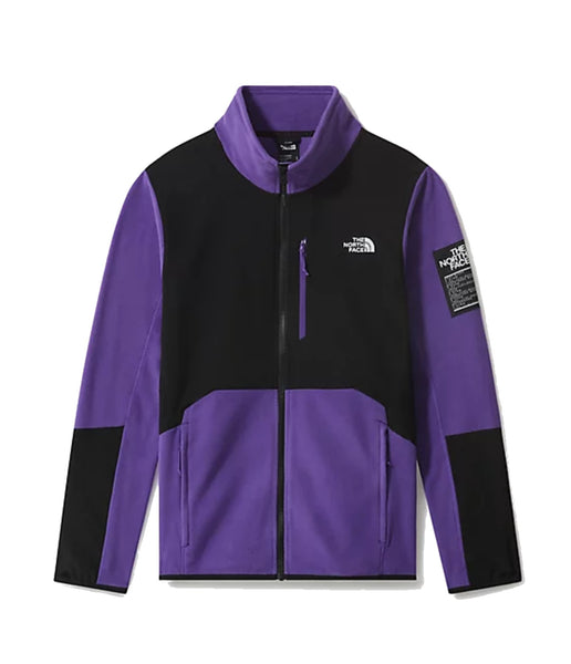 MEN'S GLACIER PRO FZ - PEAK PURPLE/TNF BLACK