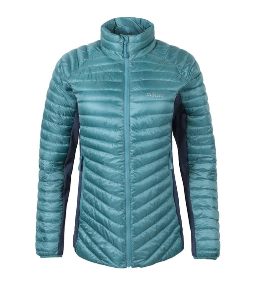 CIRRUS FLEX JACKET WOMEN'S - SERENITY