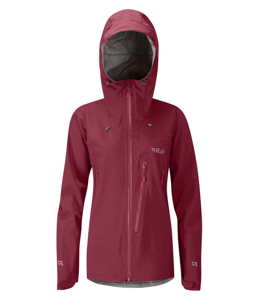 WOMEN'S FIREWALL JACKET - ROCOCCO