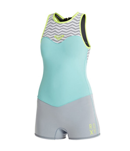 WOMEN'S 2MM XY RACER SHORT JOHN
