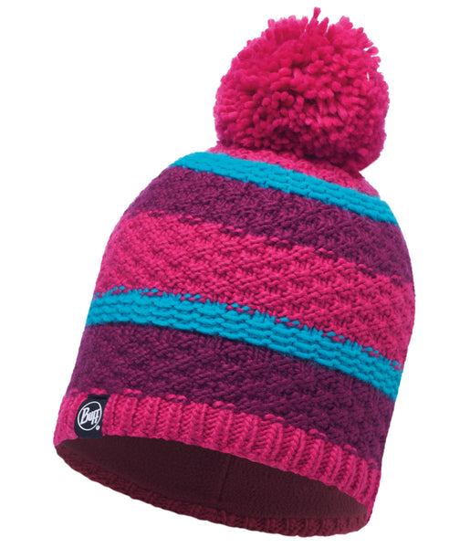 FIZZ PINK HONEYSUCKLE HAT [KNITTED HAT]