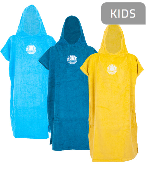 PONCHO TERRY TOWEL - JUNIOR