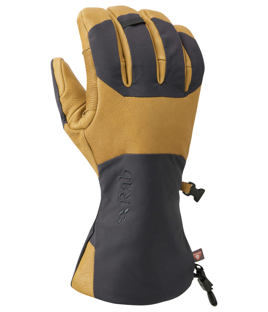GUIDE 2 GTX GLOVE - STEEL