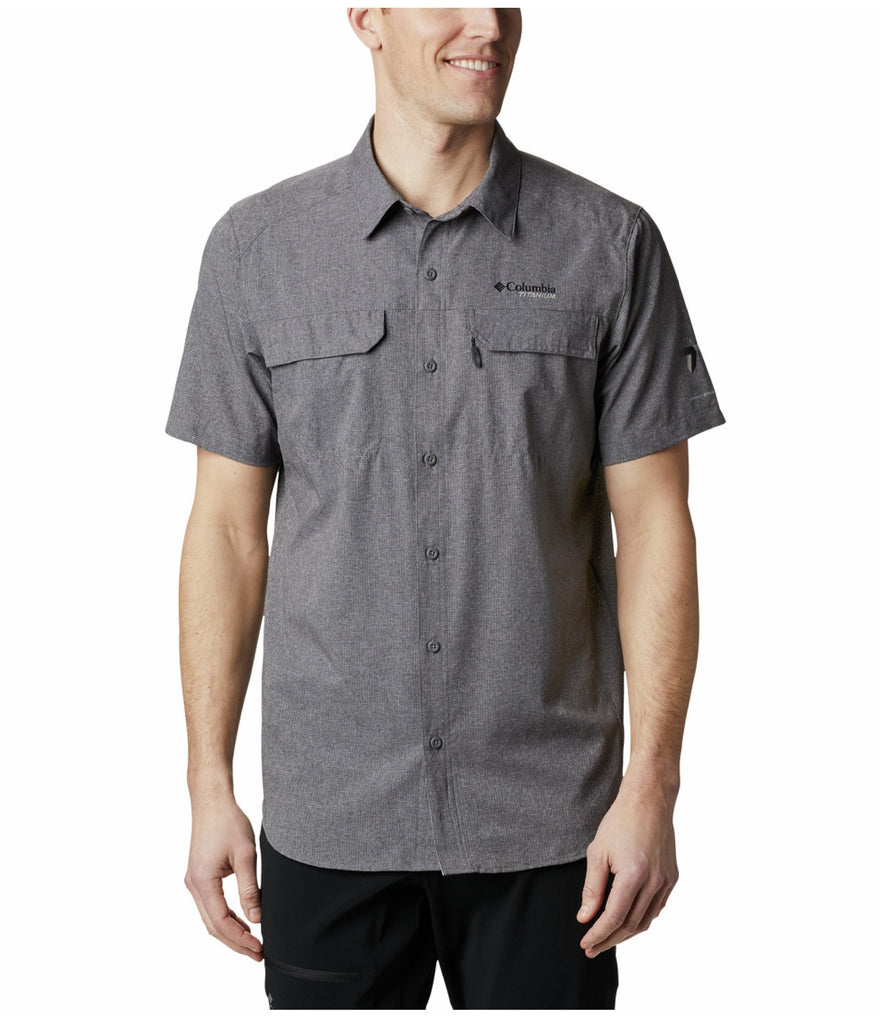IRICO MEN'S SHORT SLEEVE SHIRT