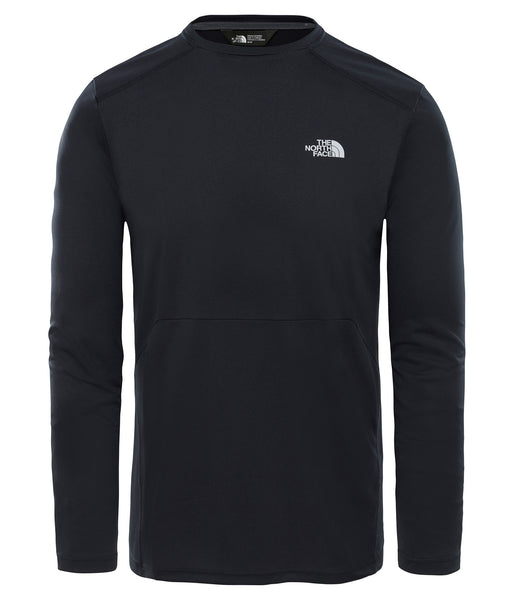 MEN'S L/S TECH TEE - TNF BLACK