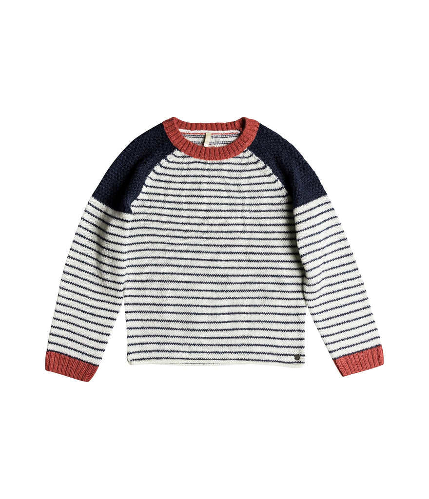 HALCYON BIRDS (AGES 8 & 10) SWEATER