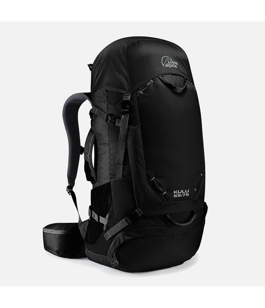 KULU - ANTHRACITE - 65:75L REGULAR TRAVEL PACK