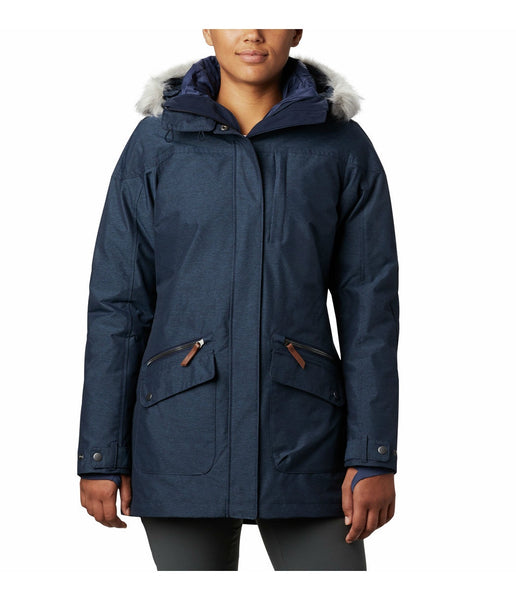 WOMEN'S CARSON PASS INTERCHANGE JACKET - DARK NOCTURNAL