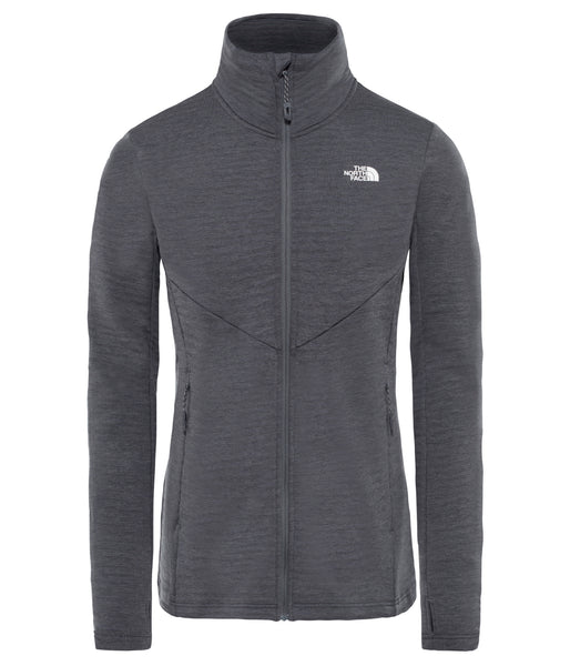 WOMEN'S IMPENDOR LIGHT MIDLAYER - VANADIS GREY