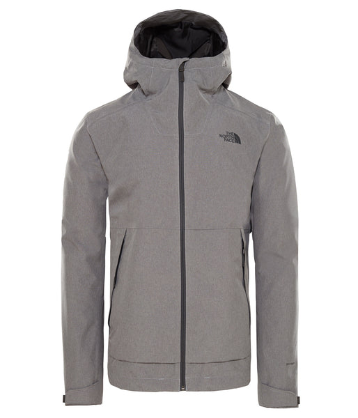 MEN'S MILLERTON JACKET - TNF MEDIUM GREY
