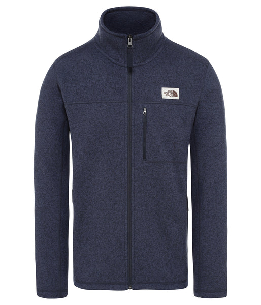 MEN'S GORDON LYONS FULL ZIP - URBAN NAVY HEATHER