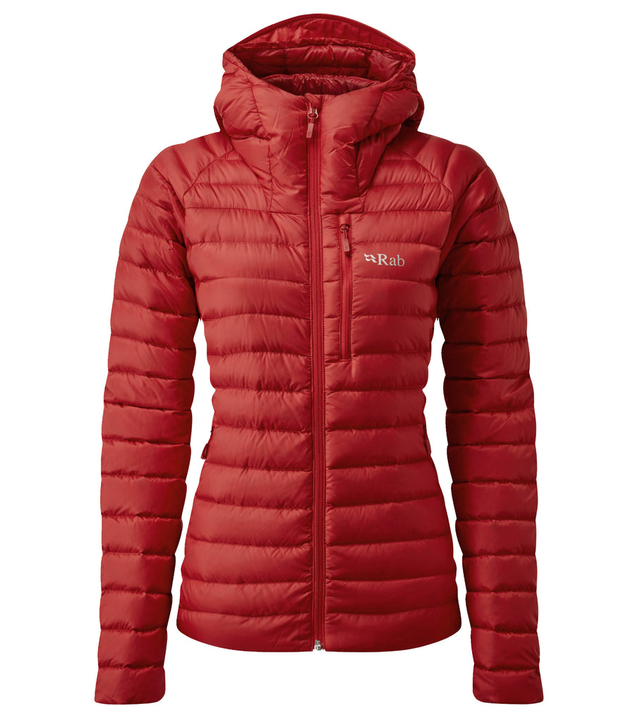 WOMEN'S MICROLIGHT ALPINE JACKET AW20