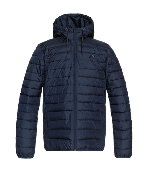 SCALY WATER RESISTANT PUFFER JACKET