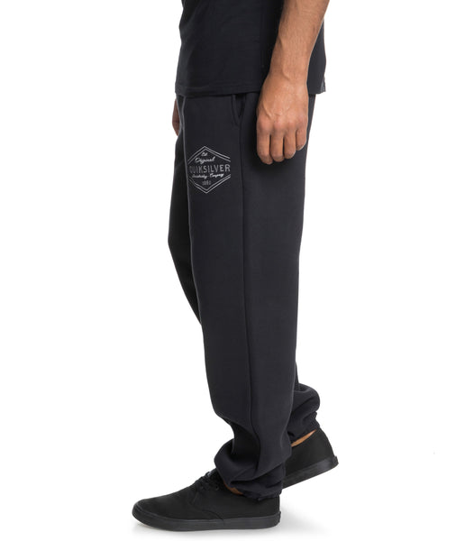 MEN'S TRACK PANTS  WITH SCREEN PRINT LOGO